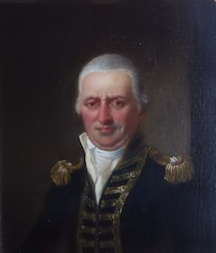 Admiral Sir Erasmus Gower